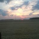 Sonnenuntergang - Romantik in der Kabine