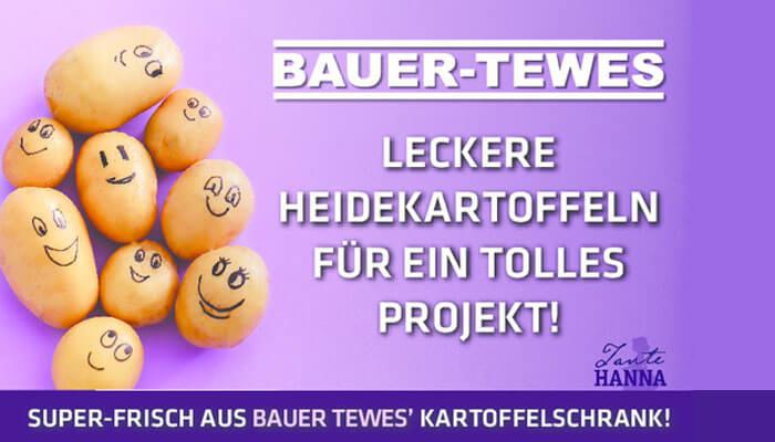 Bauer Tewes Kartoffelschrank
